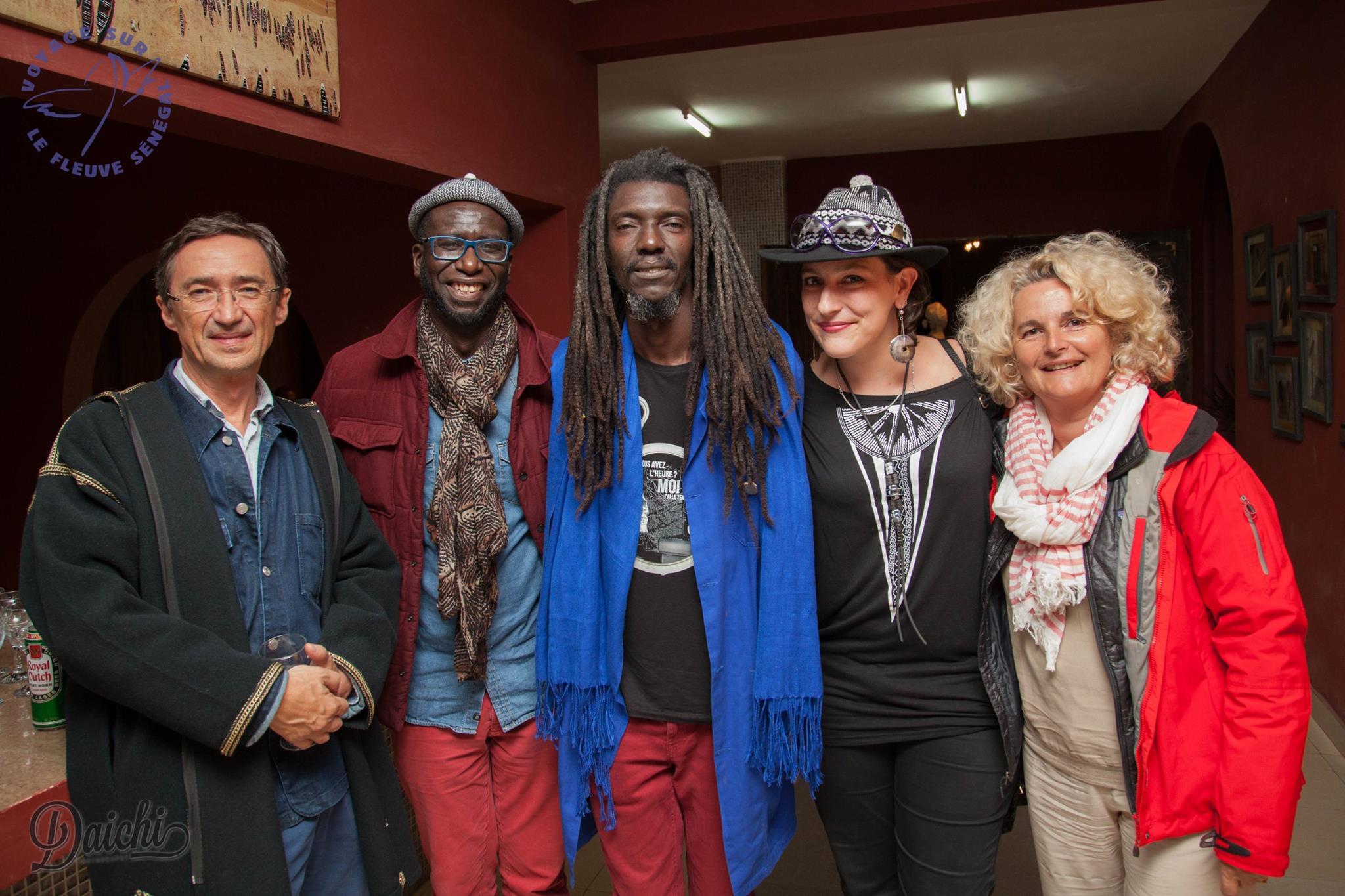 Festival Voyage sur Fleuve: Pari réussi pour Claire KANE ( Photos )