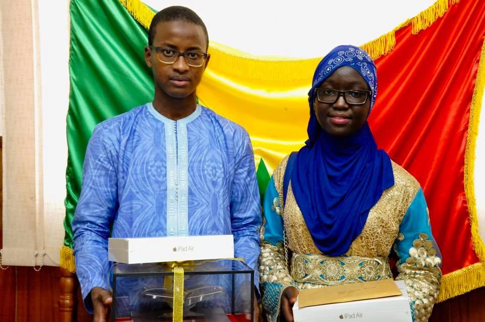 Sacre historique : le Sénégal, champion mondial du Coran