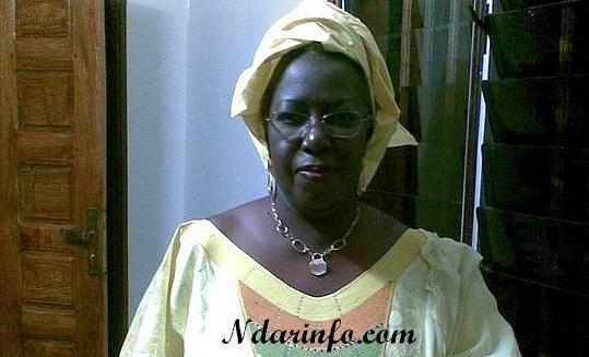 Khoudia Mbaye, saint-louisienne, ministre de l'Urbanisme et de l'Habitat