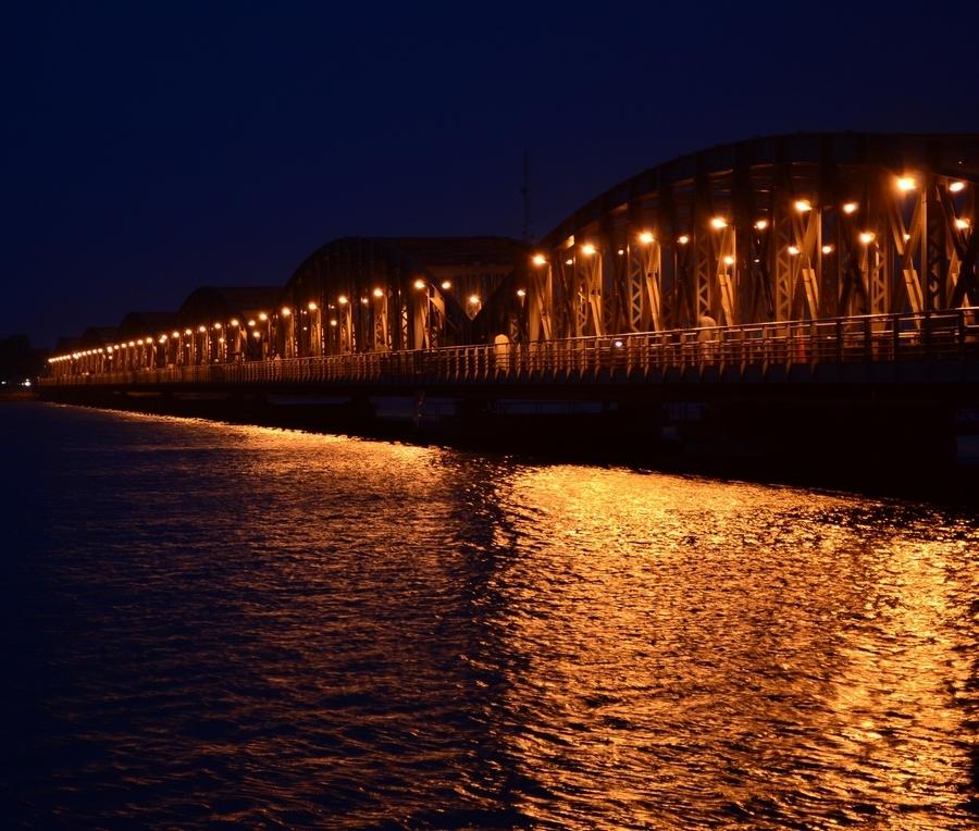 Sublime, le pont Faidherbe !