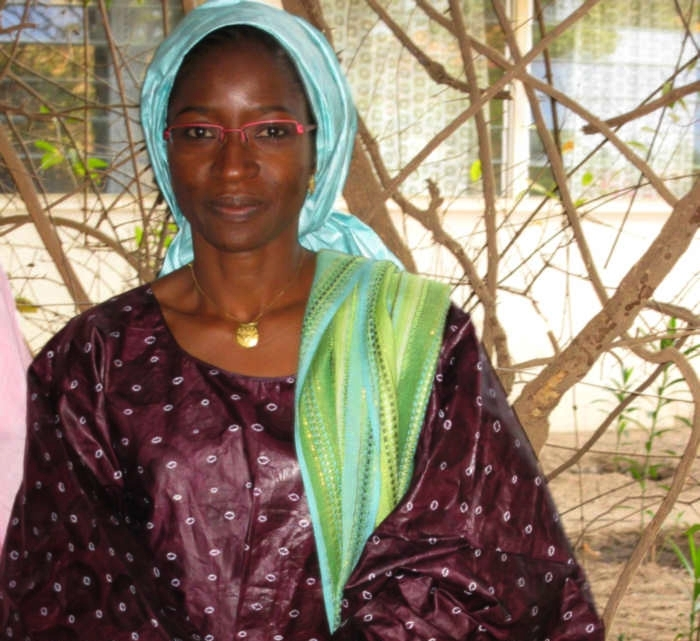 Photo| Mme Fatima Fall: Une gardienne du patrimoine !