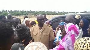 Concessions démolies à Ngallèle-Extension : « Il n'y aura pas de compensations » … « Alalou sacc la », crie le Gouverneur (vidéo)