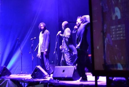 (Photos) Journée du 28 mai 2012 : La lutte et le rap bouclent le Festival de Jazz