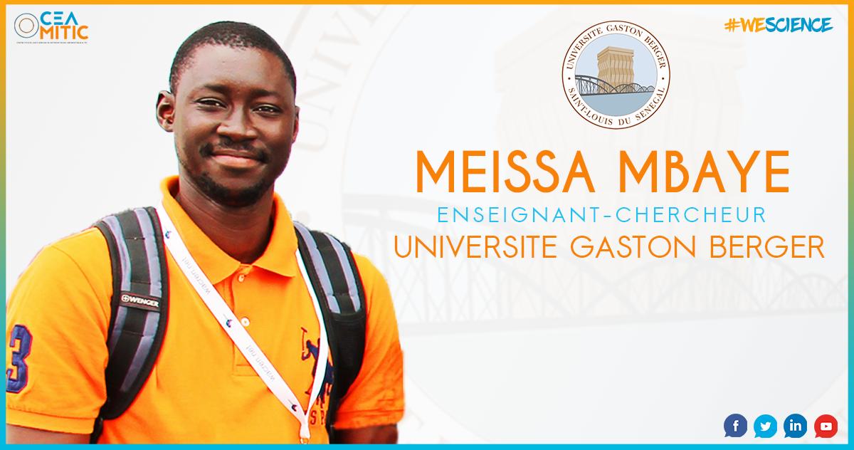 Le brillant parcours de ce jeune scientifique sénégalais