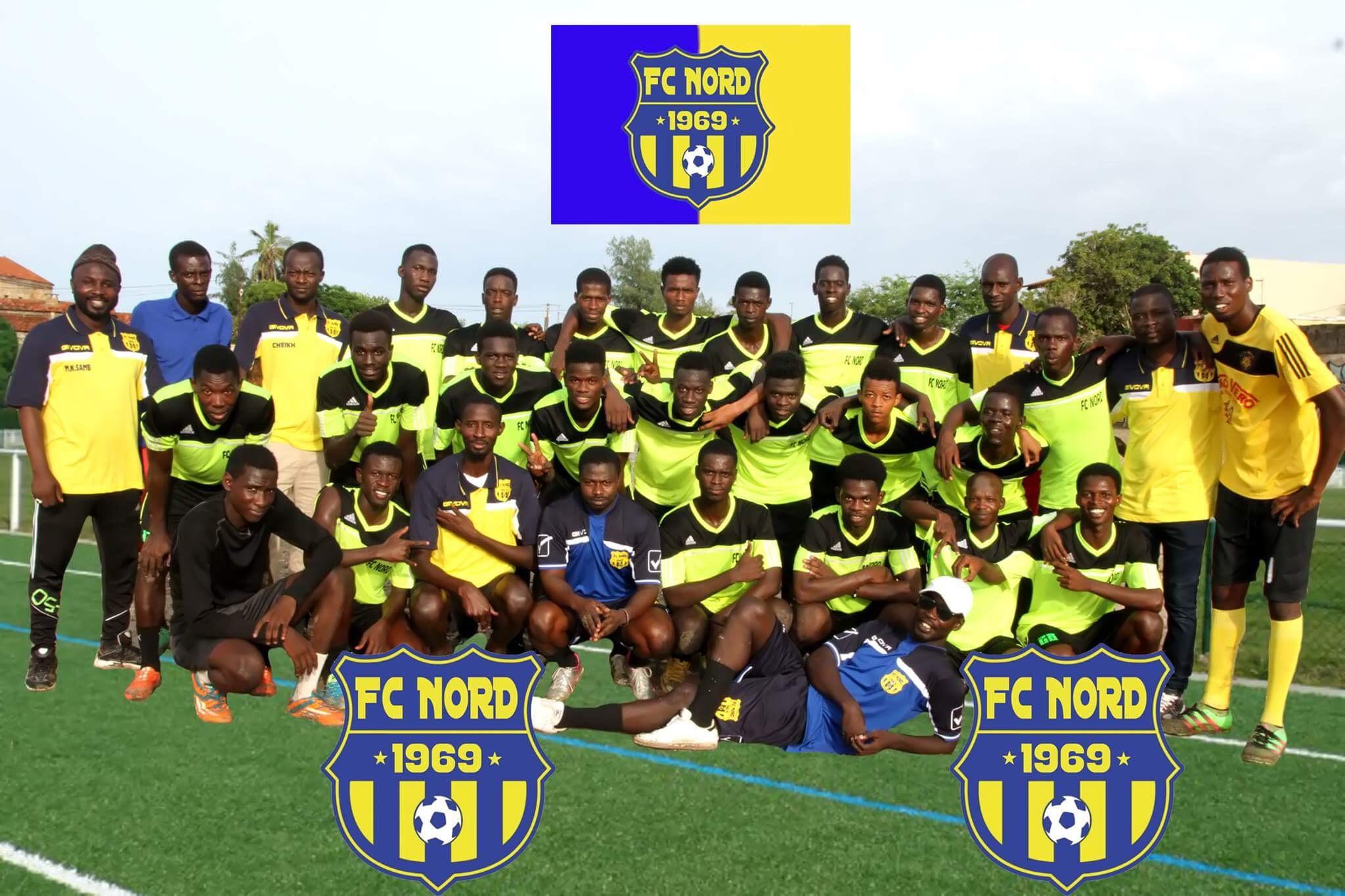 FOOT : le FC Nord trône sur la zone 2