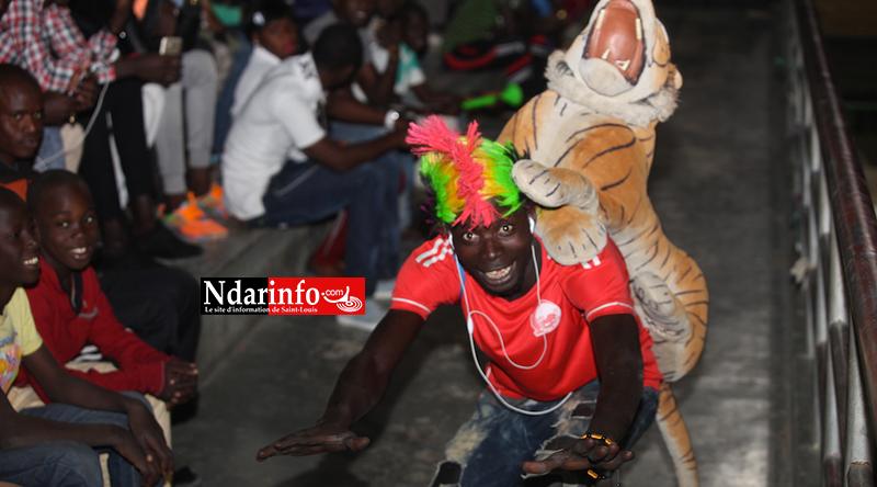 Laye Marie alias «  Hypo Ngary » :  Un porteur de Lion ( photos)
