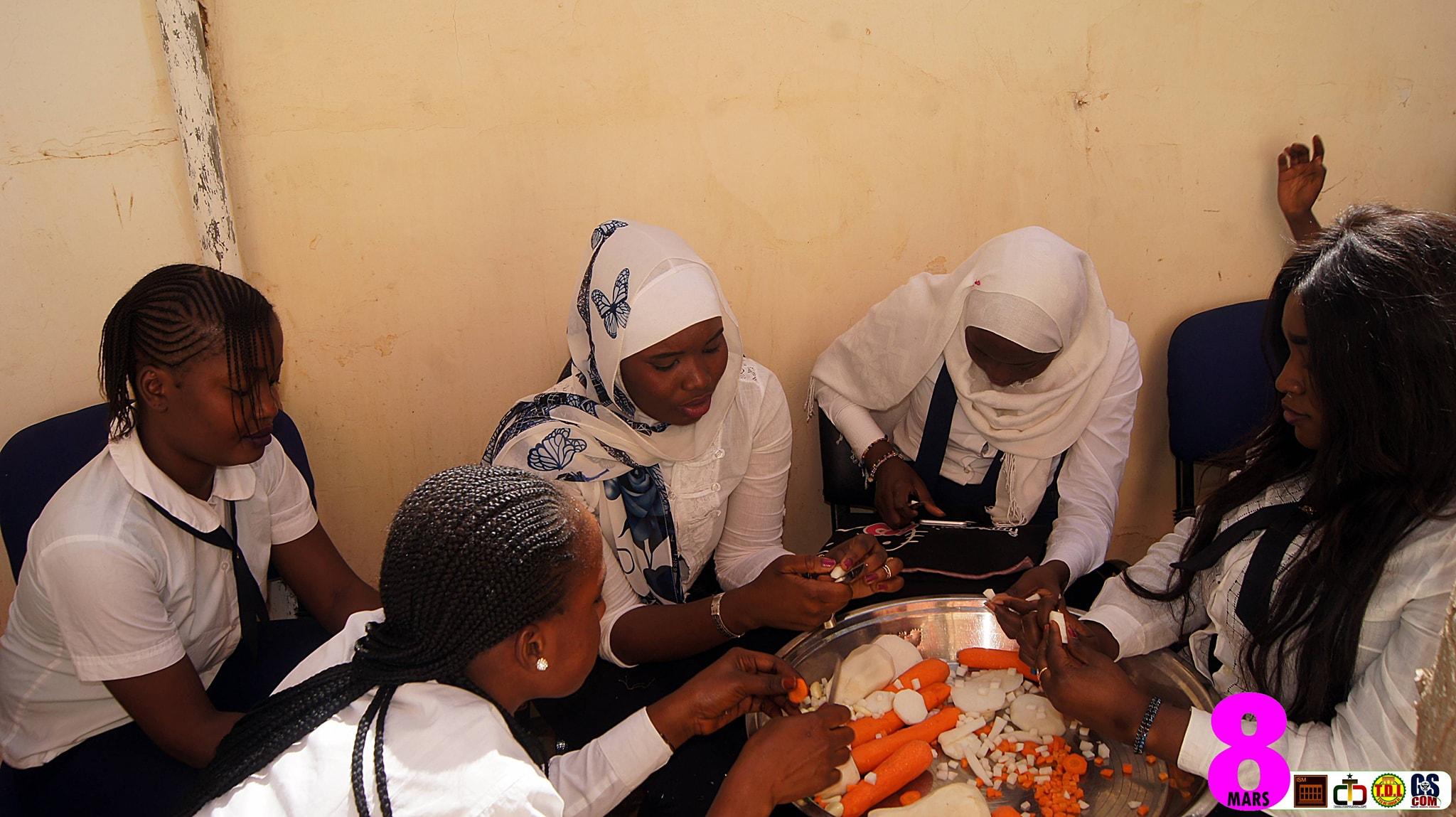 Journée mondiale de la Femme : les étudiants de l'ISM/LOUGA brisent les clichés