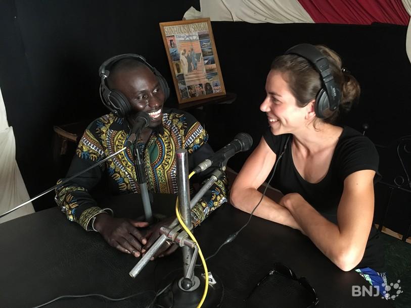 PROMOTION : Yves TENDENG à la tête de NDAR FM