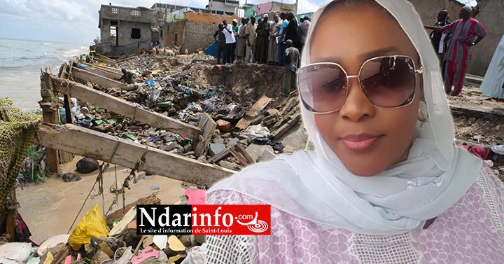 Fatou THIAM à GUET-NDAR: « le Hcct est une grosse arnaque institutionnelle (…) Le pays souffre, Macky SALL, lui, rassasié, dort ».