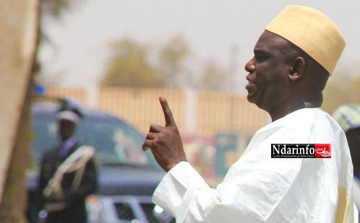 HCCT – FAIBLE ÉCART : «  des responsables de Benno ont battu campagne contre Mansour FAYE », selon Latyr FALL.