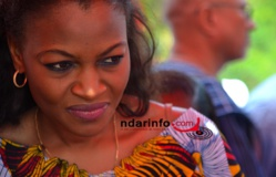Aminata GUEYE recadre : «  si BBY a remporté les élections, c'est grâce à l'ingéniosité de Mansour FAYE ».