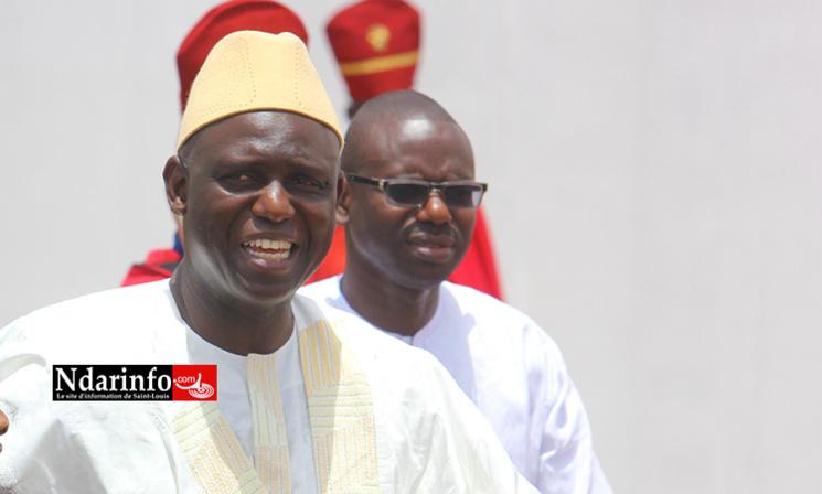 TABASKI : Mansour FAYE partage 20 millions FCFA à 600 indigents de Saint-Louis.