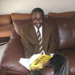 Le journaliste Adama Gaye s'explique sur sa menace