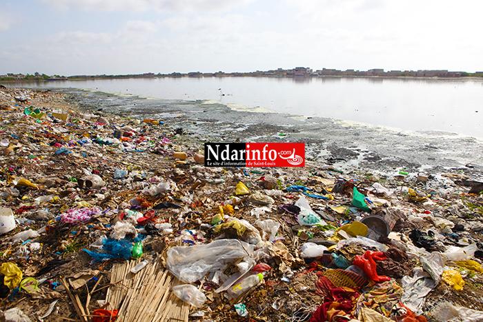 Bassin de rétention de PIKINE : une grosse bombe (photos)