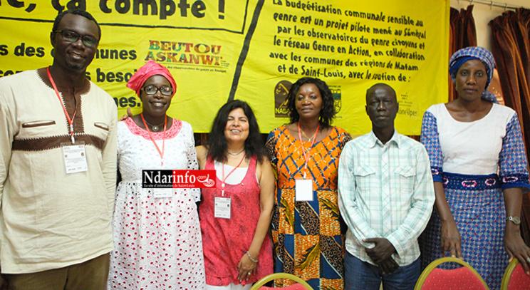 Des experts et des membres de la Plateforme Beutou Askanwi