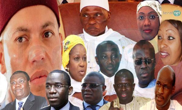 Ces «renégats» qui ont «trahi» Wade : Gorgui, l'ex seule constante, Karim, le «dauphin» et les «apostats»…
