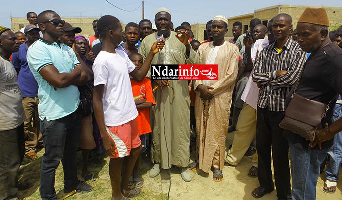 CRISE FONCIÈRE : Près de 2000 concessions menacées à Ngallèle, Bango et Khar Yalla. Un collectif crie à l'injustice (vidéo)