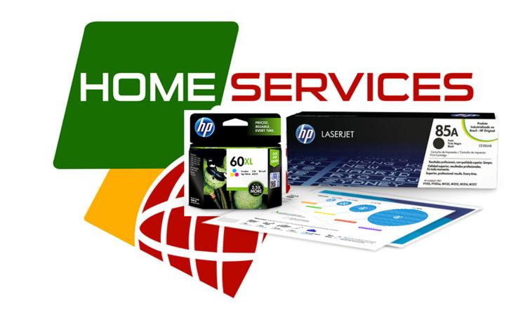 Vos cartouches d'encre à moindre coût à Saint-Louis chez Home Services.