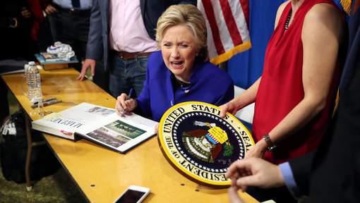 Des bonnes et mauvaises nouvelles pour Hillary