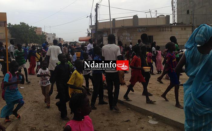 LEONA: De vives tensions éclatent après la prière du vendredi à la Mosquée Mame Rawane. Regardez !