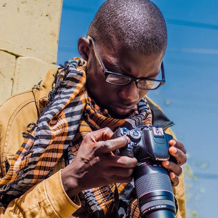 ENVIRONNEMENT - AFRIQUE : le Saint-Louisien Balla KANE remporte le 1er prix de photographie de COY12.