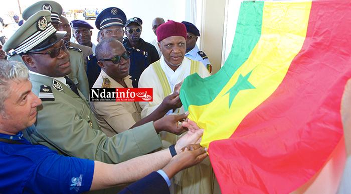 Sécurisation des frontières : Oumar Mboulel SOW, le maire de DIAMA, invite les populations à coopérer avec les forces de sécurité.