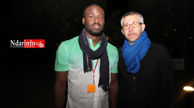 Dominique OLIER et Sébastien TENDENG