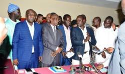 POLITIQUE: Wattu Sénégal exclu Malick Ndiaye, Ousmane Faye et  Abdoulaye Guissé