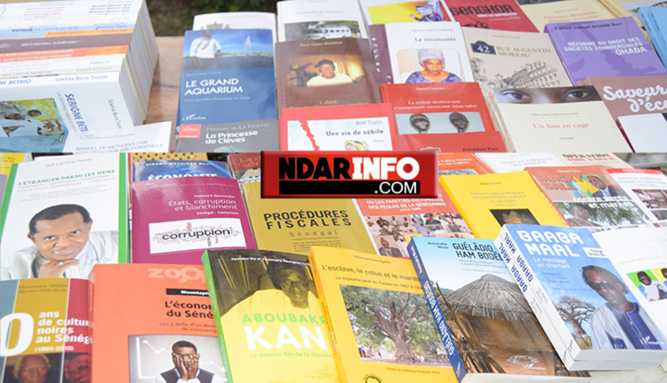 Saint-Louis: le CEPS appelle à « installer la culture du livre dans notre vie quotidienne »