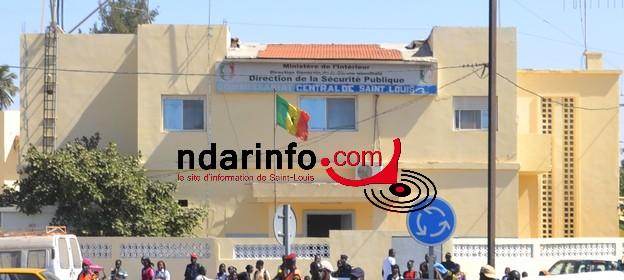 Saint-Louis : la réponse du Commissaire DIARRA à la délégation de « Black ».
