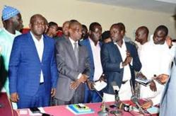 Manko Wattu pose ses doléances sur la table d'Abdoulaye Daouda DIALLO