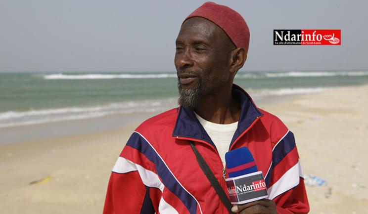 VIDÉO - Naufrages répétitifs sur la brèche : «  il faut draguer le canal. J'ai sauvé 87 pêcheurs en détresse », crie Ameth Sène DIAGNE.