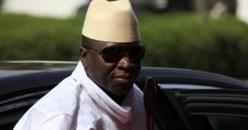 Les conditions de Jammeh pour capituler