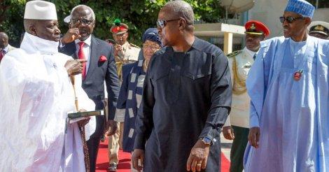 Jammeh renvoie la mission de la Cedeao à vendredi