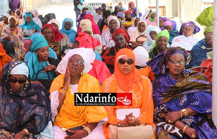 INSTITUT SERIGNE MAMOUNE NDIAYE : pose de la première pierre ( Vidéo - Photos )