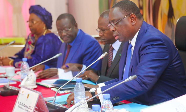 Le Communiqué et les nominations du Conseil des ministres de ce 18 janvier 2017