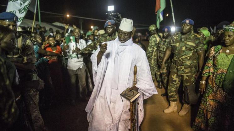 Guerre en Gambie: Mes cinq craintes . Par Amine Sall