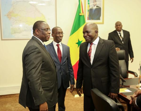 Manko Wattu Sénégal décline l'invitation de Macky Sall sur le processus électoral