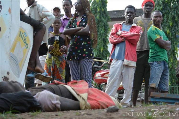 Kolda: Sept assaillants armés de Kalachnikov font un mort, quatre blessés