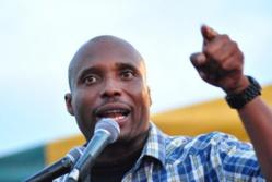 Deux ans de prison dont six mois ferme contre Barthélémy Dias