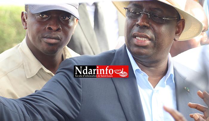 Vive colère des pêcheurs : des brassards rouges vont accueillir Macky SALL à Guet-Ndar.