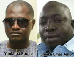 Gambie: arrestation d'Yankuba Badjie, ex-patron des services de renseignement