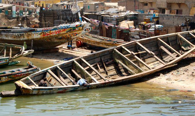 Affaire des pêcheurs sénégalais : une page est tournée ...Définitivement.