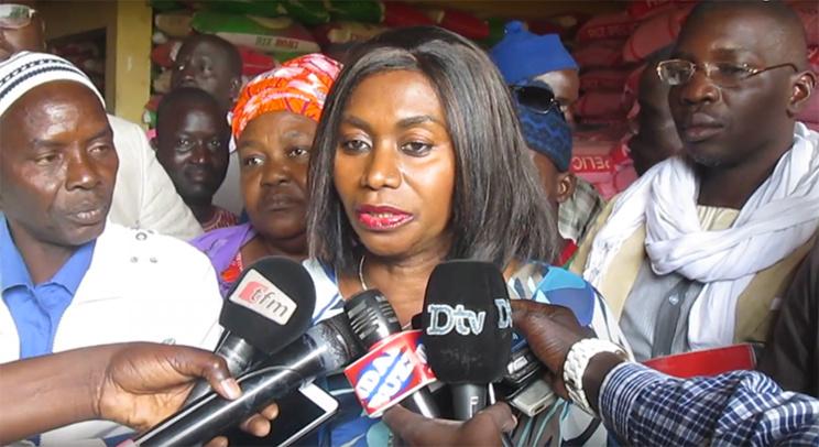 SOCIAL : la fondation Servir le Sénégal remet des denrées alimentaires aux pêcheurs guet-ndariens