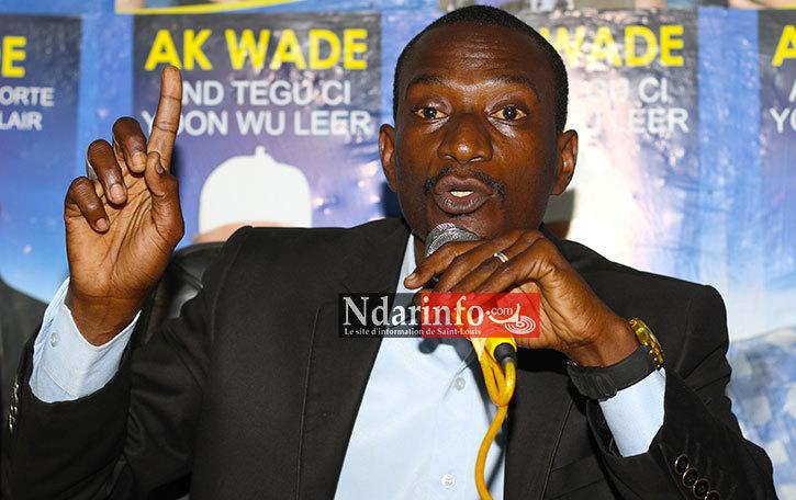 Djibril SAKHO: « Seul, maître WADE est capable de mettre fin aux souffrances de Guet-Ndariens »