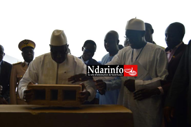 ASSAINISSEMENT : Macky SALL lance un programme innovant au bénéfice de près de 3 millions de Lougatois.