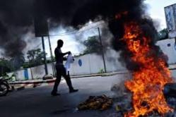 Arrestation de Khalifa Sall : Scènes de guérilla à Grand-Yoff