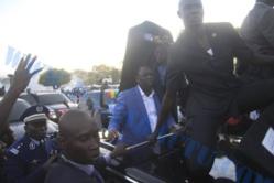 Le Meeting de Macky Sall interrompu à Ourossogui par des jets de pierres