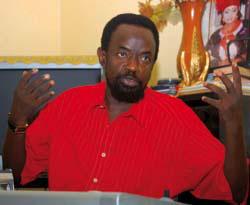 Décès du musicien Cheikh Tidiane Tall, vendredi