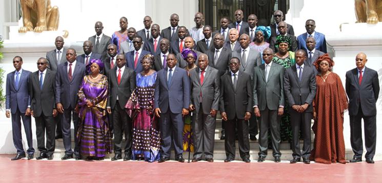 Le Communiqué du Conseil des ministres de ce 29 mars 2017